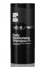 Label M Bottle 300ml Shampoo Short Daily Moisturising bs 7390